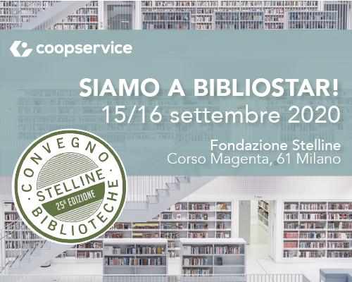 Convegno Stelline 25° edizione Bibliostar