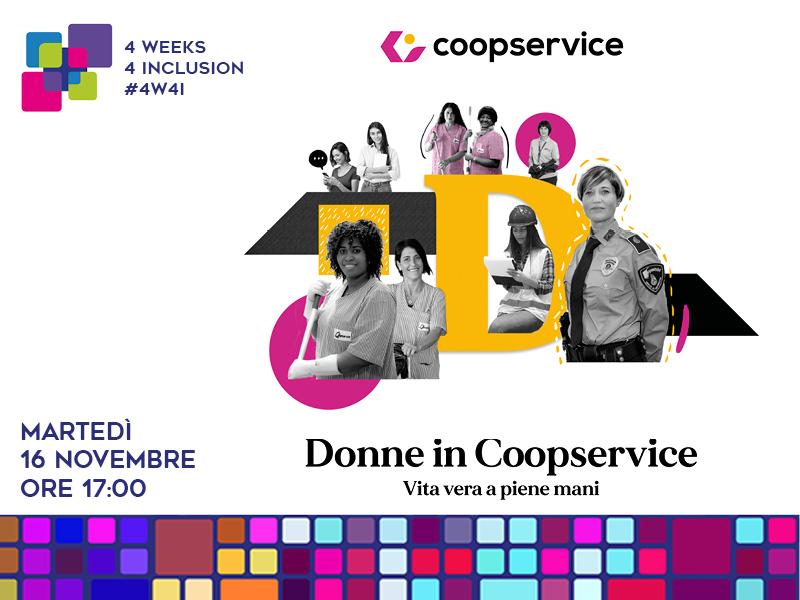 #4W4I   4 Weeks 4 Inclusion: aziende in rete per l'inclusione