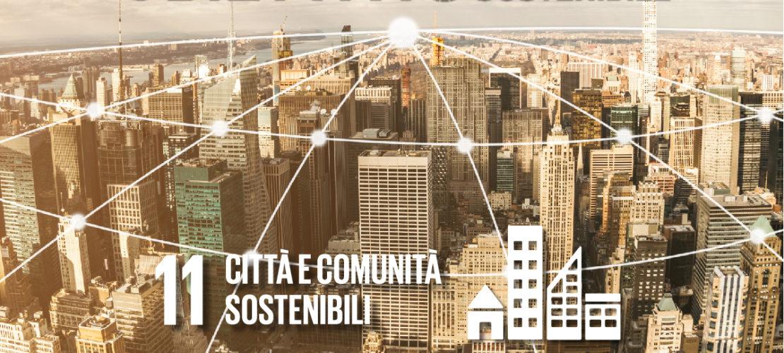 La città sostenibile è l'Obiettivo 11 dell'Agenda 2030