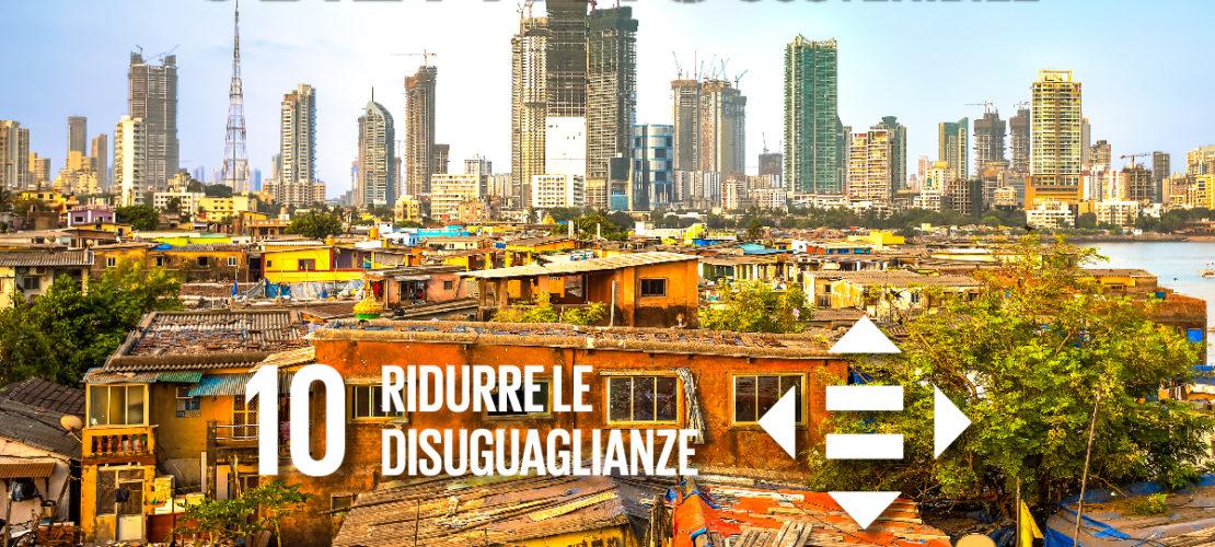 Agenda 2030: Le molteplici dimensioni delle diseguaglianze nel mondo